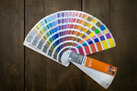 kleurcode pallet